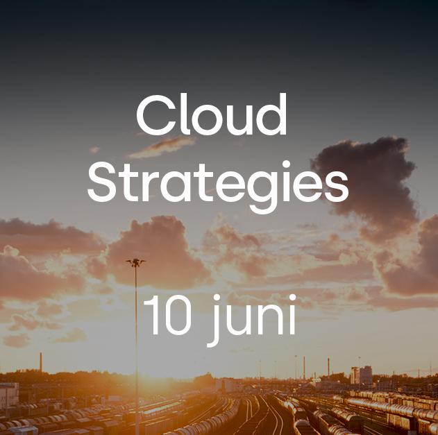 PQR neemt deel aan Cloud Strategies event