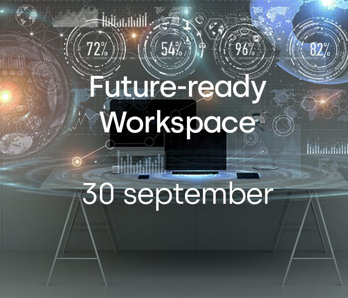 Future ready workspace